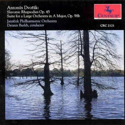 Slavonic Rhapsodies - Dvorak / Burkh / Philharmonic Orchestra - Musik - CENTA - 0044747212128 - 28/10-1992