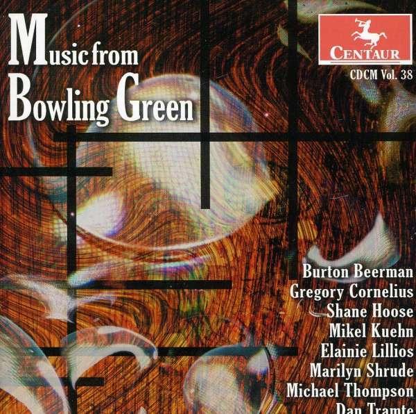 Cdcm Computer Music Series Vol.38 - V/A - Musik - CENTAUR - 0044747308128 - March 21, 2012