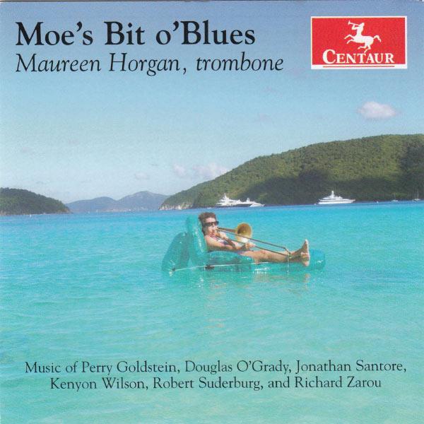 Moe's Bit O'blues - Maureen Horgan - Musik - CENTAUR - 0044747324128 - 5/11-2012