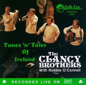 Tunes N Tales of Ireland - Clancy Brothers / O'connell,robbie - Musik - FOLK ERA - 0045507206128 - February 24, 1994