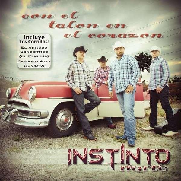 Con El Talon en El Corazon - Instinto Norte - Musik - CD Baby - 0753182436128 - July 1, 2012