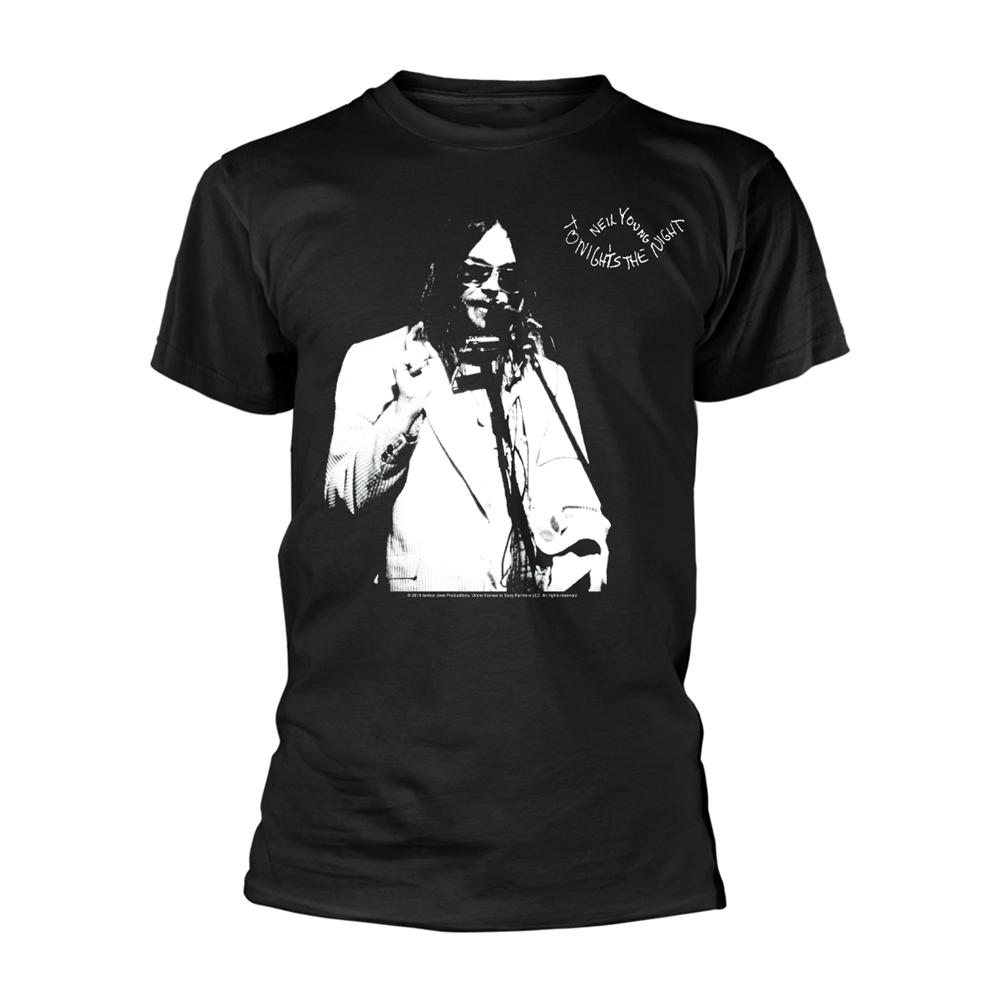 Tonight's the Night (Organic Ts) - Neil Young - Merchandise - PHM - 0803343264128 - July 24, 2020