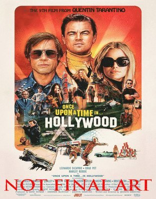 Once Upon a Time in Hollywood - Once Upon a Time in Hollywood - Film -  - 0043396542129 - 10/12-2019