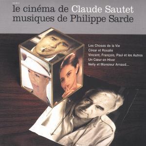 Le Cinema De Claude Saute - Philippe Sarde - Musik - POLYGRAM - 0044001306129 - 12/3-2001