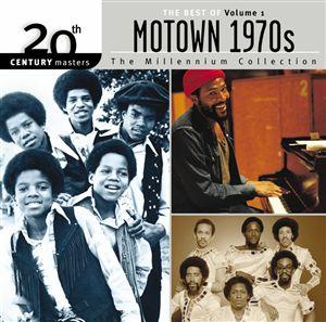 Motown 1970's Vol.1 - V/A - Musik - MOTOWN - 0044001616129 - 30/6-1990