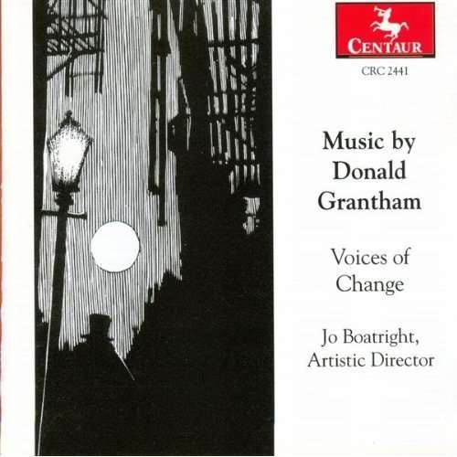 Voices of Change: Fantasy on Mr Hyde's Song - Grantham / Boatright / Scheuning / Adkins / Hustis - Musik -  - 0044747244129 - 15/5-2000