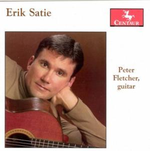 Works for Guitar - Satie / Fletcher - Musik - Centaur - 0044747273129 - 27/9-2005