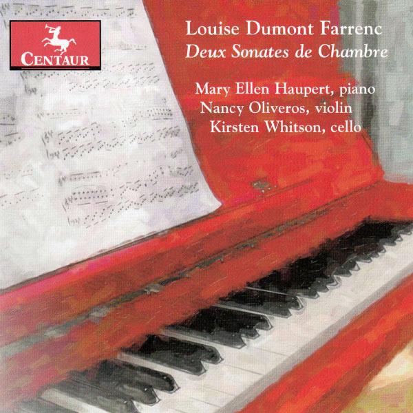 Duex Sonates De Chambre - Haupert / Oliveros / Whitson - Musik - CENTAUR - 0044747327129 - 30/4-2013