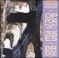 Forever Einstein-oportunity Crosses the Bridge - Forever Einstein - Musik - CUNEIFORM REC - 0045775004129 - 8/6-1999