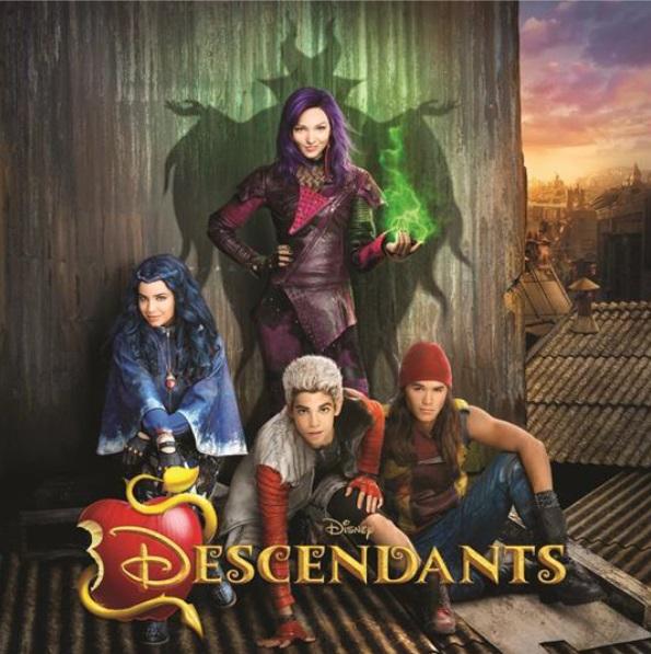 Descendants - O.s.t - Musik - DISNEY - 0050087329129 - July 30, 2015