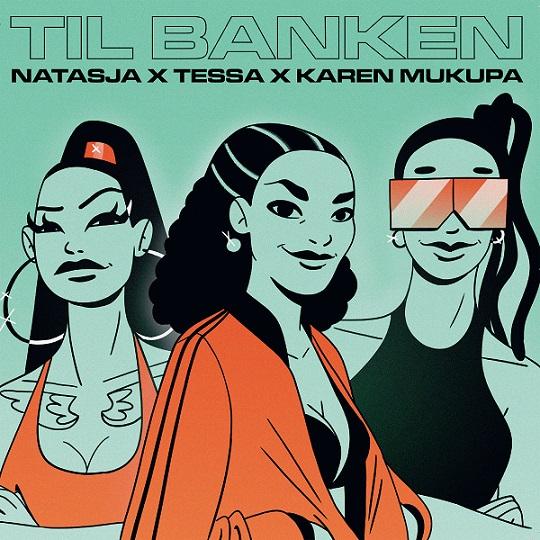 Til Banken / Selvtillid - Natasja - Musik -  - 0602435819129 - Apr 16, 2021