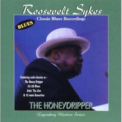 Honeydripper - Roosevelt Skypes - Musik - AIM - 0752211002129 - March 28, 2008