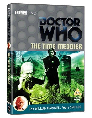 Doctor Who The Time Meddler - Doctor Who - the Time Meddler - Film - BBC WORLDWIDE - 5014503233129 - 4/2-2008