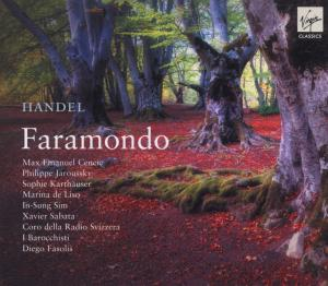 Faramondo - G.F. Handel - Musik - VIRGIN CLASSICS - 5099921661129 - February 19, 2009