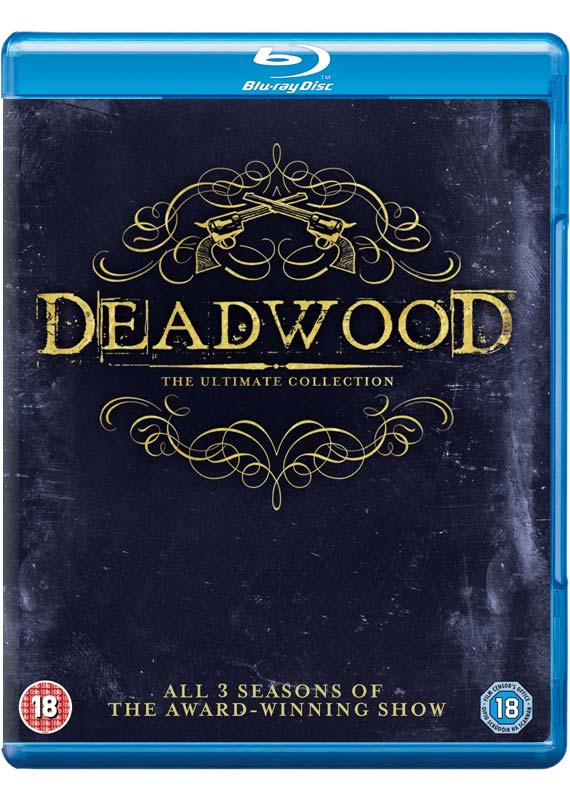 Deadwood The Complete Collection - . - Film - PARAMOUNT HOME ENTERTAINMENT - 5051368262130 - 2/3-2015