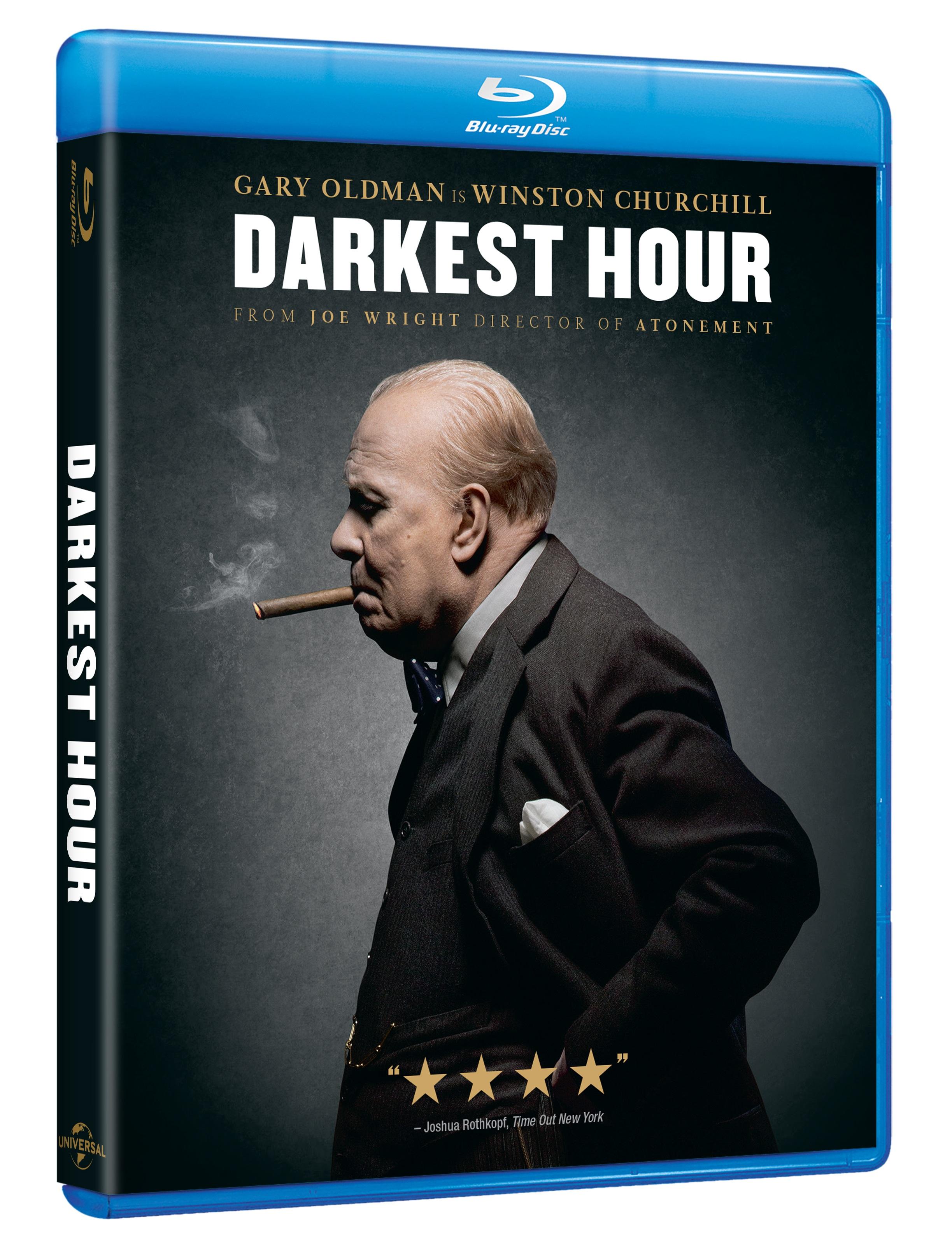 Darkest Hour - Gary Oldman - Film - JV-UPN - 5053083152130 - 21/6-2018
