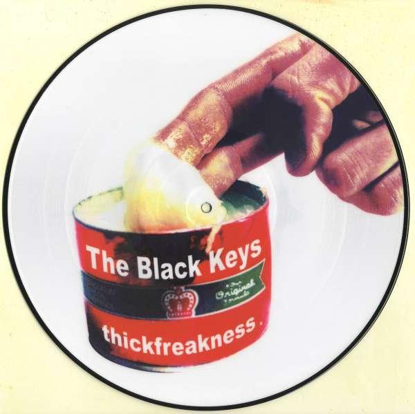 Thickfreakness - The Black Keys - Musik - ROCK - 0045778037131 - 27/8-2012