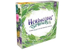 Herbaceous Sprouts -  - Brætspil -  - 0752830256132 - February 1, 2019