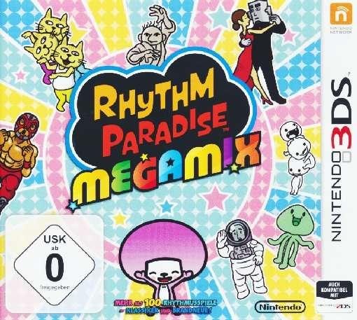 Rhythm Paradise Megamix,N3DS.2235340 -  - Bøger -  - 0045496474133 -