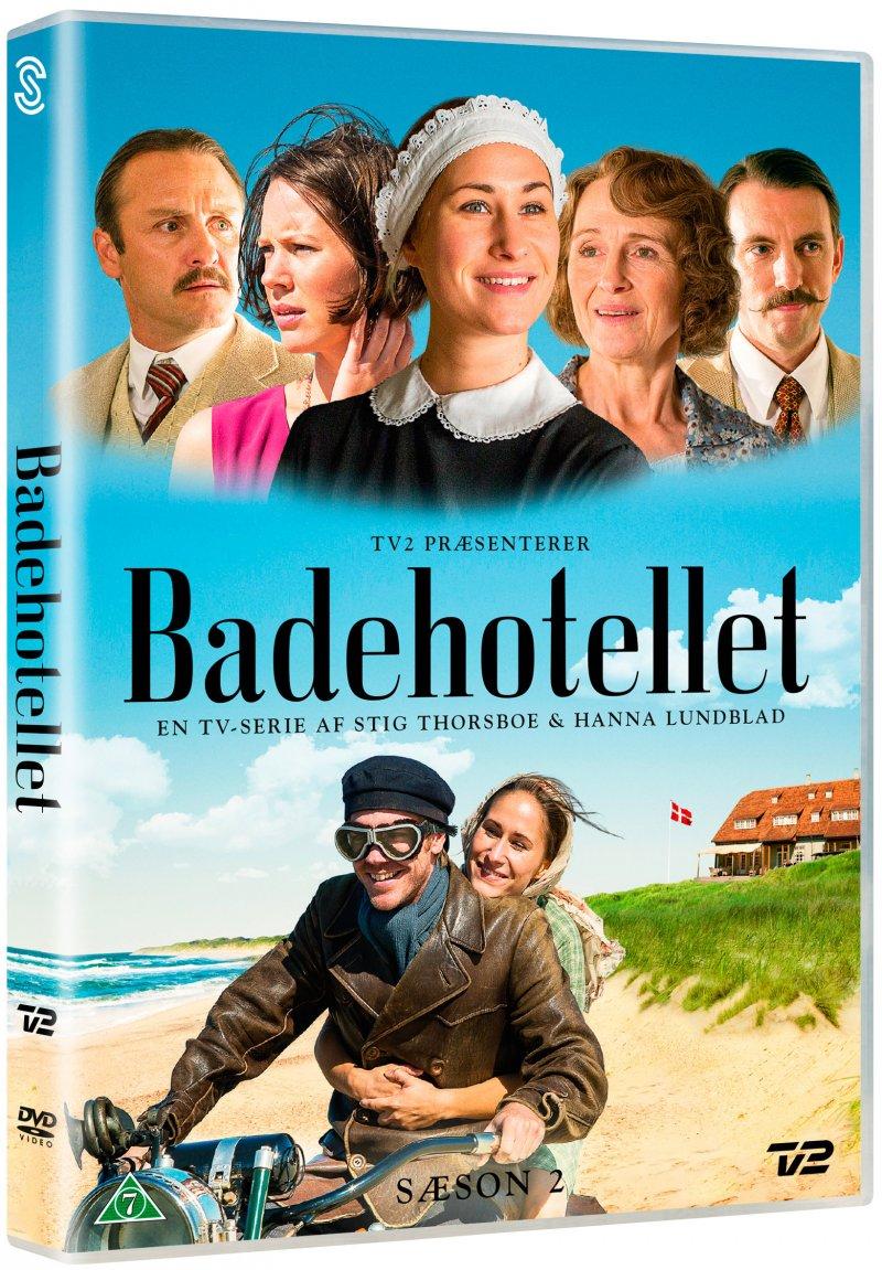 Badehotellet - Sæson 2 - Badehotellet - Film -  - 5706146871133 - 28/1-2021
