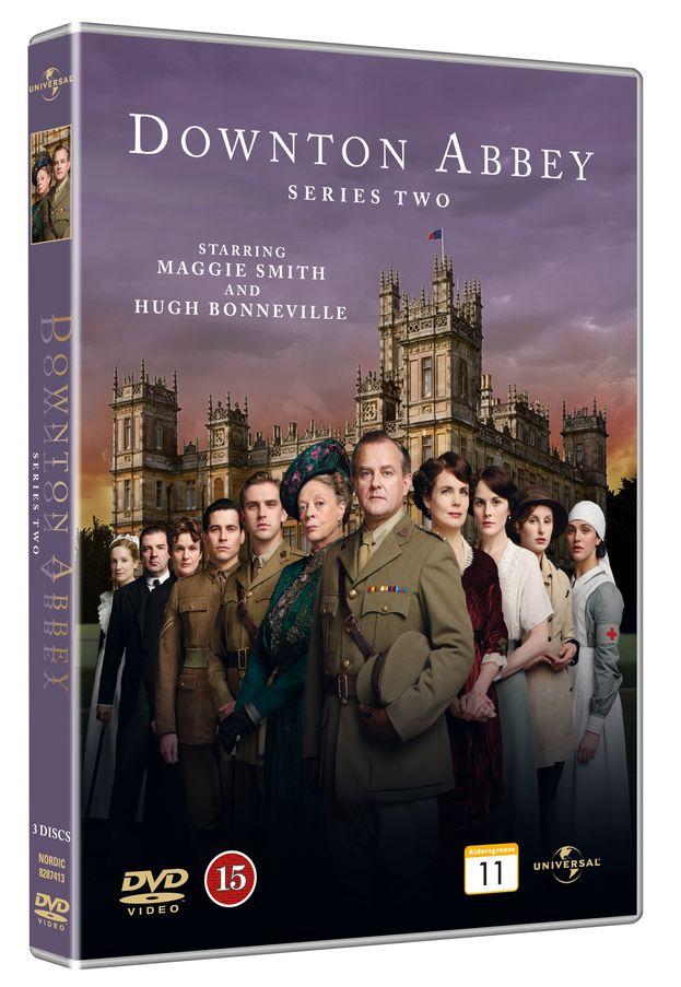 Downton Abbey - Sæson 2 - Series - Film -  - 5050582874136 - 3/4-2012