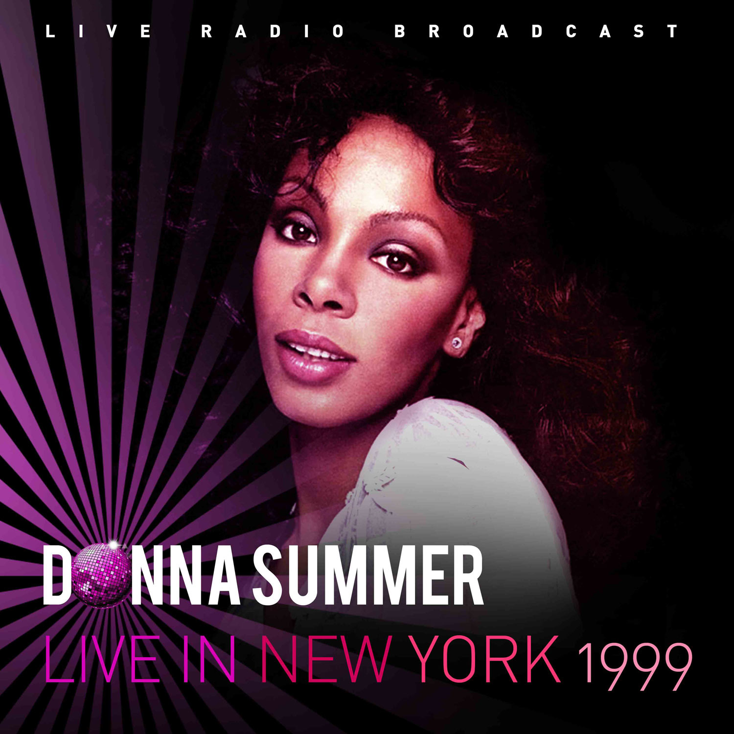 Best of Live in New York 1999 - Donna Summer - Musik - CULT LEGENDS - 8717662575136 - 1970