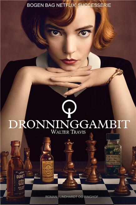 Dronninggambit - Walter Tevis - Bøger - Lindhardt og Ringhof - 9788711998137 - 23/2-2021