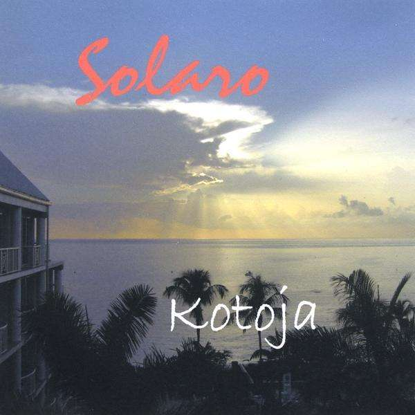 Kotoja - Solaro - Musik - Sky Beat Digital Media - 0884502375138 - 2/2-2010