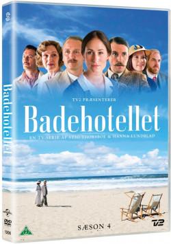 Badehotellet - Sæson 4 - Badehotellet - Film - JV-UPN - 5706169000138 - 28/1-2021