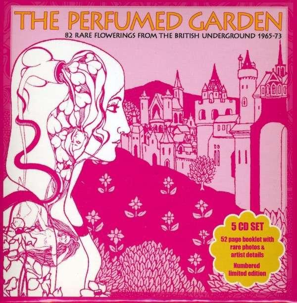 Perfumed Garden: 82 Rare Flowerings 1965-73 / Var - Perfumed Garden: 82 Rare Flowerings 1965-73 / Var - Musik - PAST & PRESENT - 0827010700139 - January 5, 2010