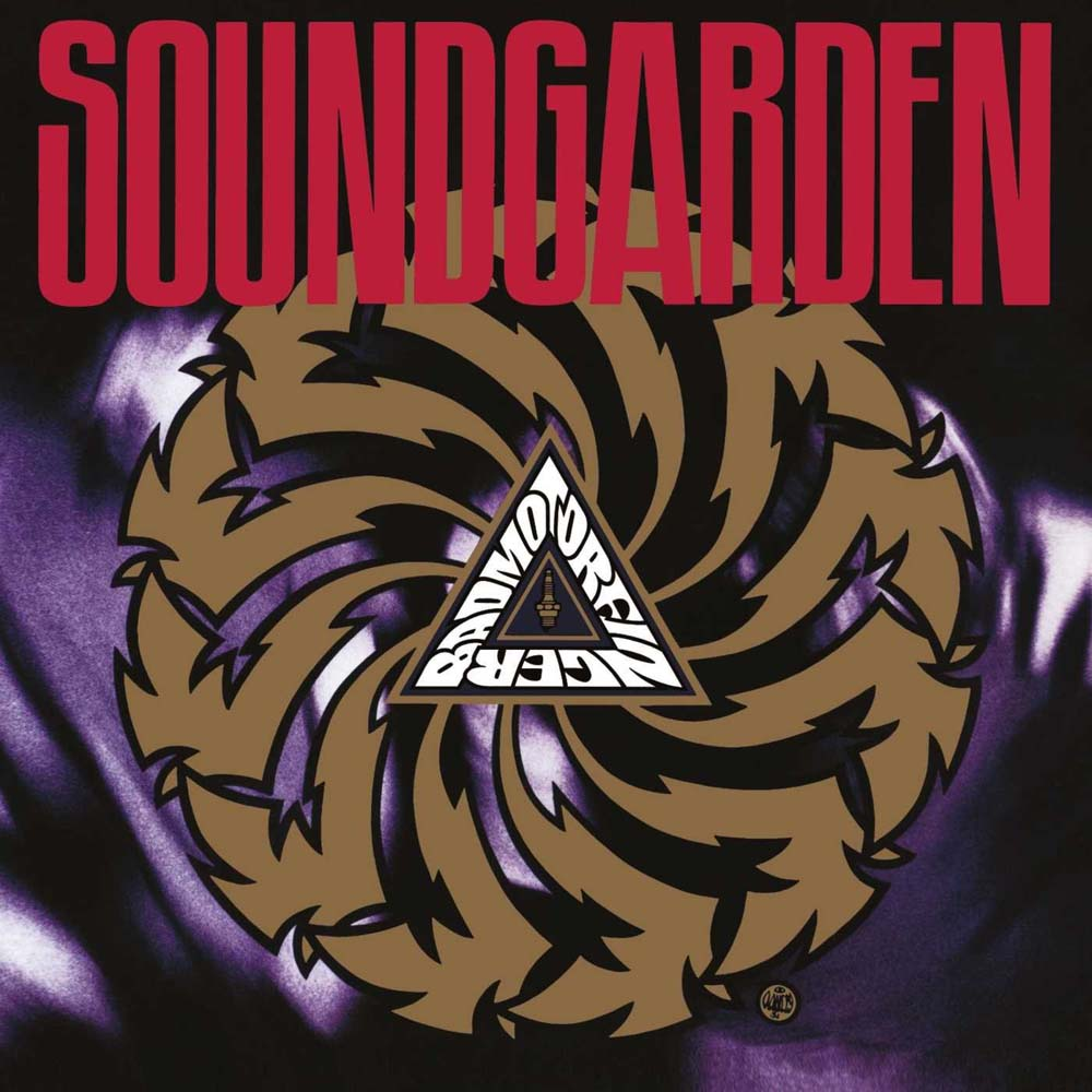 Badmotorfinger - Soundgarden - Musik - A&M - 0602557255140 - 17/11-2016