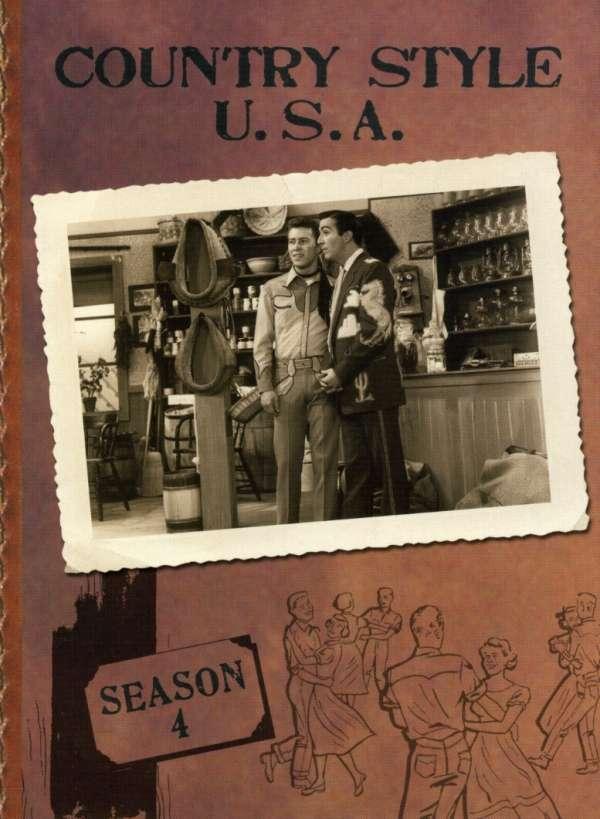 Country Style USA -4- - V/A - Film - BEAR FAMILY - 4000127201140 - 8/11-2007