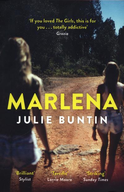 Marlena - Julie Buntin - Bøger - Pan Macmillan - 9781509844142 - April 19, 2018