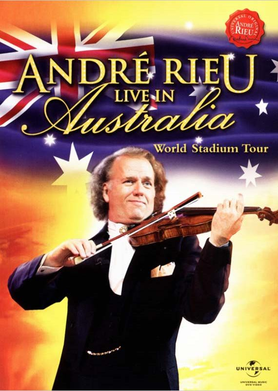 Live in Australia - André Rieu - Musik -  - 0602517935143 - February 9, 2009