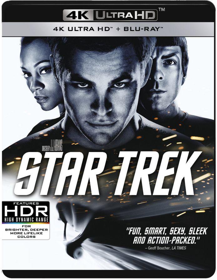 Star Trek -  - Film -  - 7340112731144 - September 8, 2016