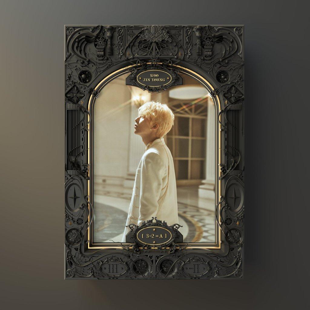 3-2=a - Jin Young Woo - Musik - D1CE - 8803581202144 - June 18, 2021