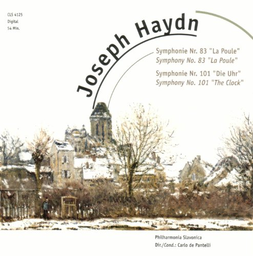 Symphony No.83 & 101 - J. Haydn - Musik - CLS - 0090204009145 - July 25, 1991