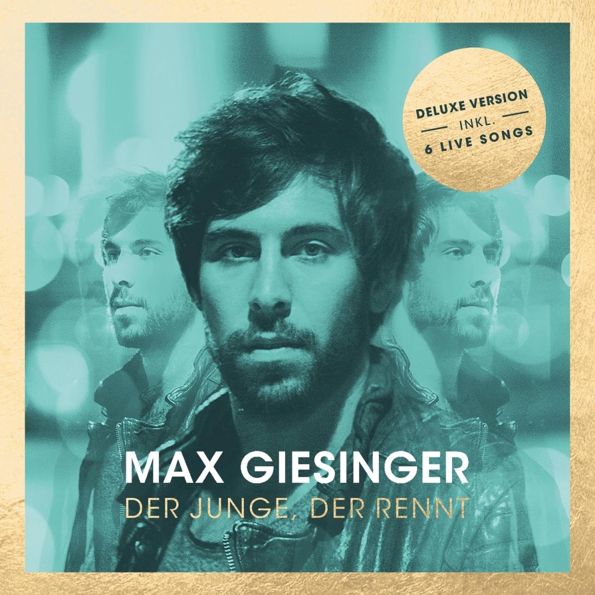 Der Junge,der Rennt - Max Giesinger - Musik - BMGR - 4050538316148 - August 11, 2017