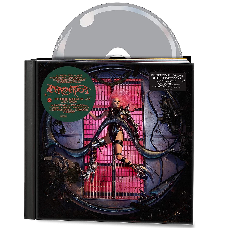 Chromatica (Deluxe) - Lady Gaga - Musik - INTERSCOPE - 0602508854149 - 29/5-2020
