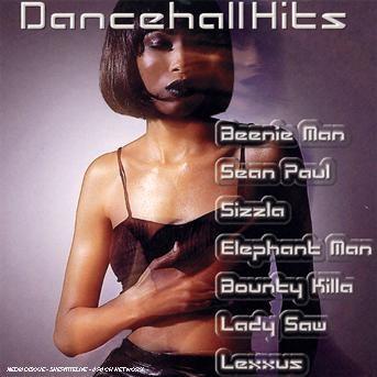 Beenie man,Sean paul,Sizzla - Dancehall Hits - Musik - CORNER SHOP - 0826596036151 - 1970