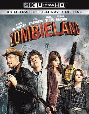 Zombieland - Zombieland - Film -  - 0043396548152 - October 1, 2019