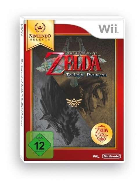 Legend of Zelda,Twilight,Wii.2131840 -  - Bøger -  - 0045496400156 -