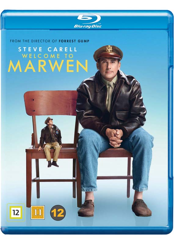 Welcome to Marwen -  - Film -  - 5053083187156 - 16/5-2019