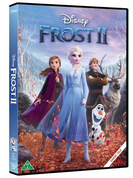 Frost 2 (Frozen 2) -  - Film - Disney - 8717418560157 - 22/5-2020
