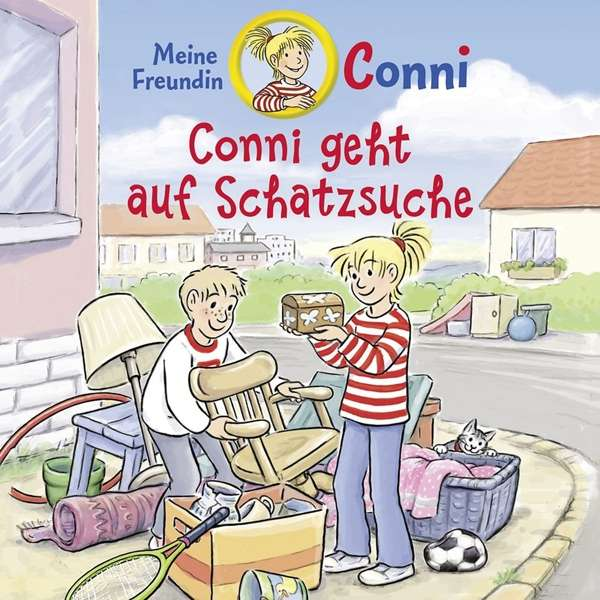 62: Conni Geht Auf Schatzsuche - Conni - Musik - KARUSSELL - 0602508946158 - October 2, 2020