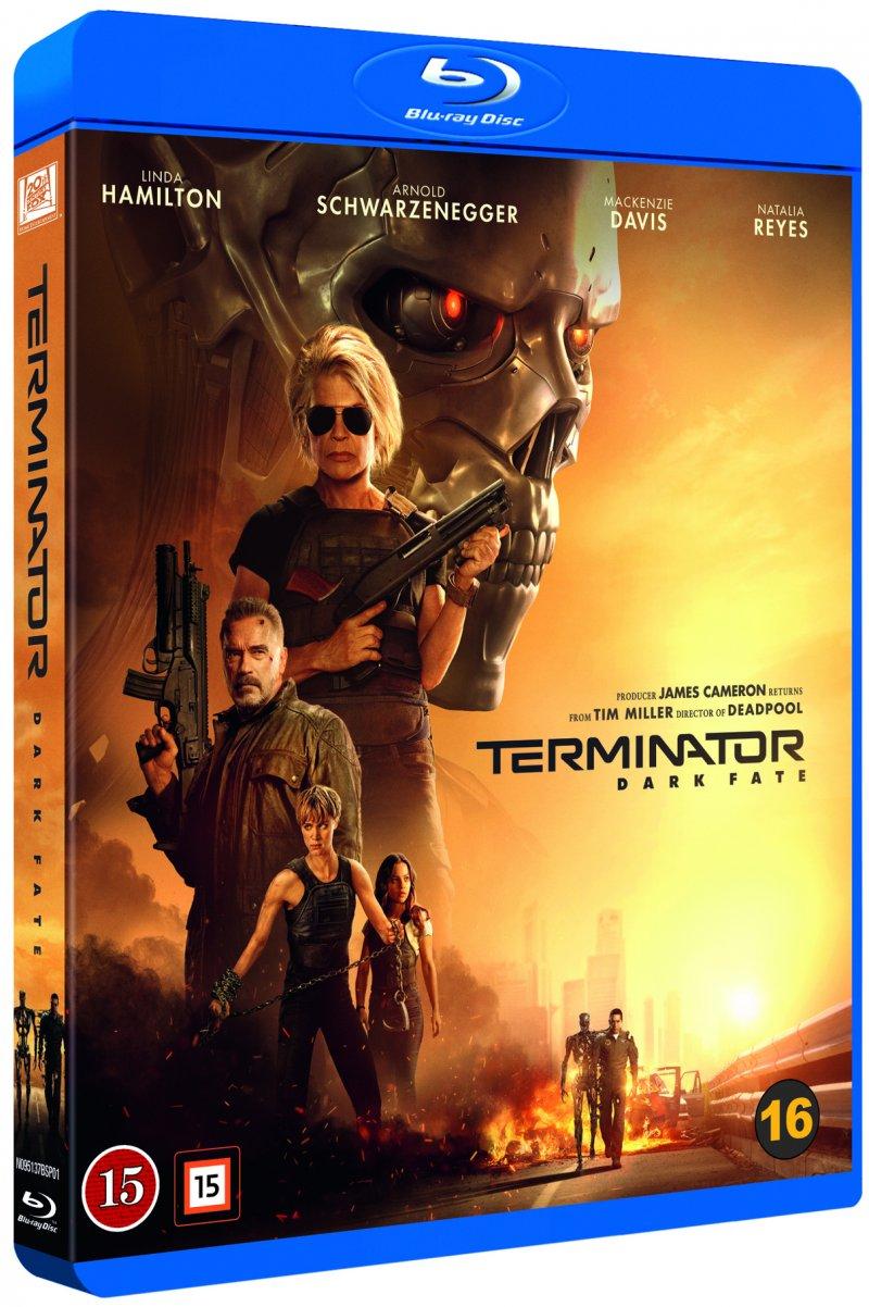 Terminator: Dark Fate -  - Film -  - 7340112751159 - 16/3-2020