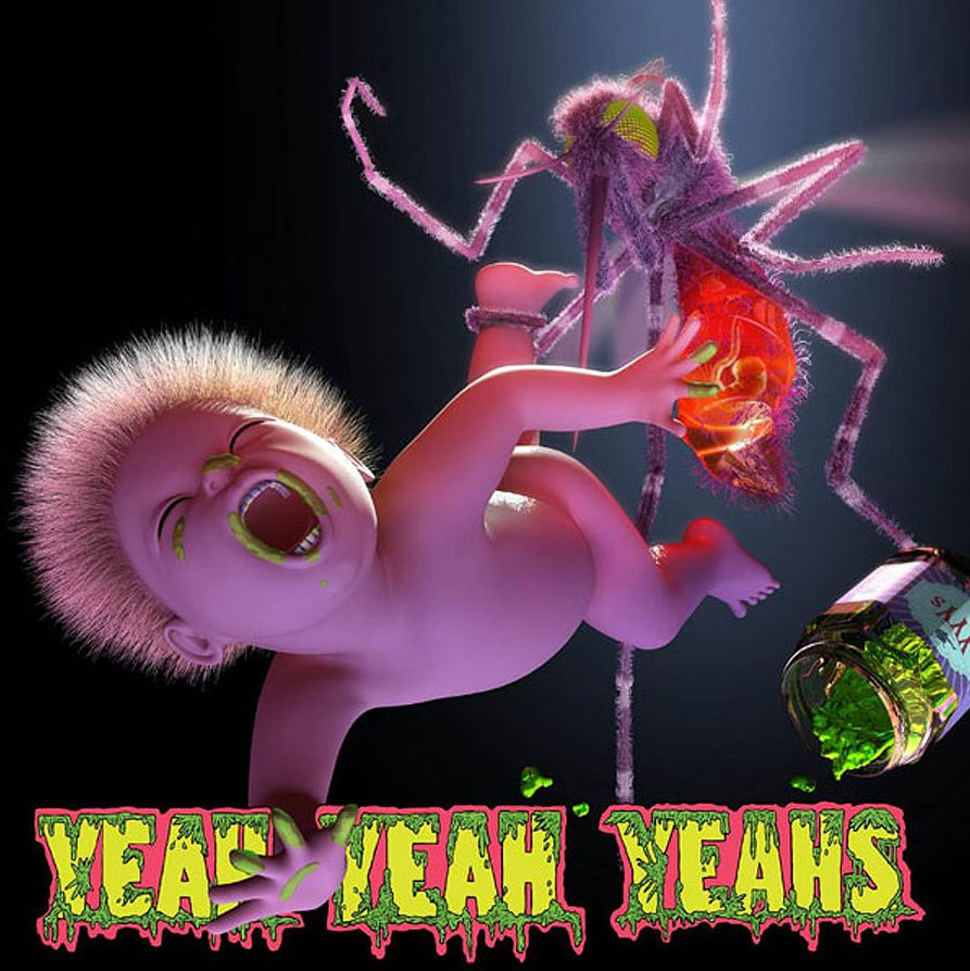 Mosquito - Yeah Yeah Yeahs - Musik - Pop Group UK - 0602537293162 - April 15, 2013