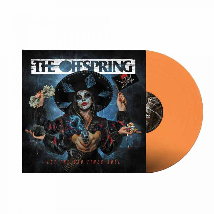 Let the Bad Times Roll (Limited Coloured Vinyl) - The Offspring - Musik -  - 0888072230163 - April 16, 2021