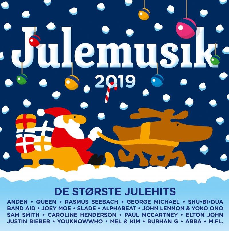 Julemusik 2019 - V/A - Musik -  - 0600753884164 - 1/11-2019