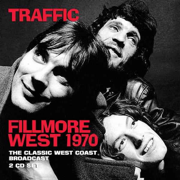 Fillmore West 1970 - Traffic - Musik - LEFT FIELD MEDIA - 0823564034164 - June 11, 2021